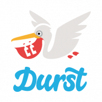 Durst_4C_Logo_Fl_leer
