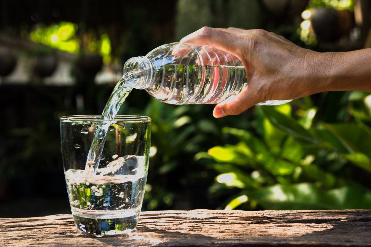 Wasser bestellen