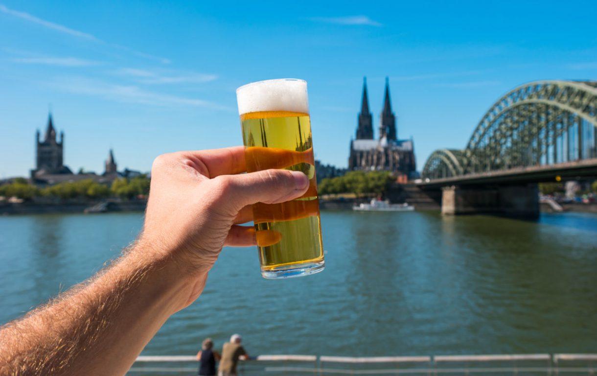 Getränkemarkt in Köln